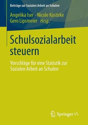 Schulsozialarbeit Steuern: Vorschl�ge F�r Eine Statistik Zur Sozialen Arbeit an Schulen - Beitrage Zur Sozialen Arbeit An Schulen 4 (Paperback)