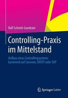Controlling-Praxis Im Mittelstand: Aufbau Eines Controllingsystems Basierend Auf Lexware, Datev Oder SAP (Paperback)