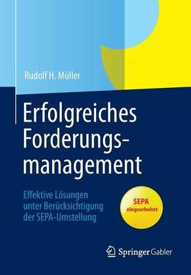 Erfolgreiches Forderungsmanagement: Effektive L sungen Unter Ber cksichtigung Der Sepa-Umstellung (Paperback)