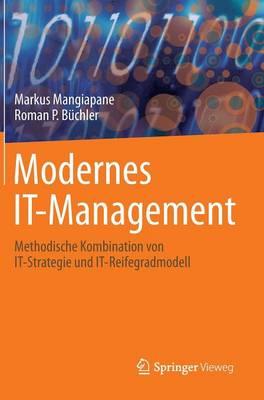 Modernes It-Management: Methodische Kombination Von It-Strategie Und It-Reifegradmodell (Hardback)