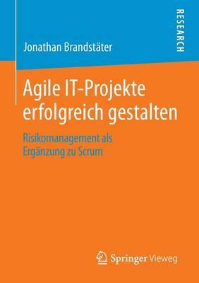 Agile It-Projekte Erfolgreich Gestalten: Risikomanagement ALS Erg�nzung Zu Scrum (Paperback)