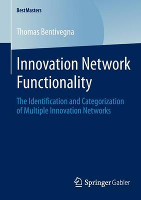 Innovation Network Functionality: The Identification and Categorization of Multiple Innovation Networks - BestMasters (Paperback)