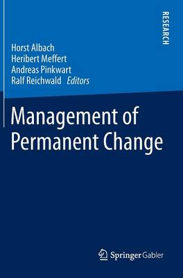 Management of Permanent Change (Hardback)