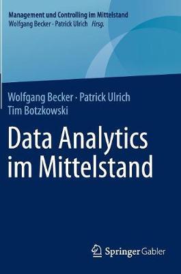 Data Analytics Im Mittelstand - Management Und Controlling Im Mittelstand (Hardback)