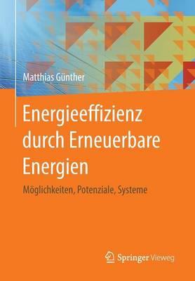 Energieeffizienz Durch Erneuerbare Energien: M�glichkeiten, Potenziale, Systeme (Paperback)