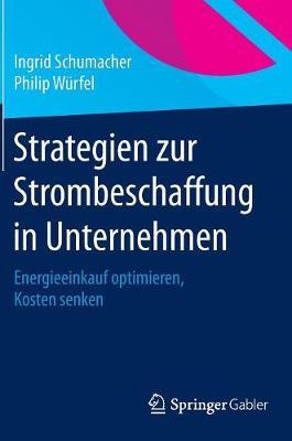 Strategien Zur Strombeschaffung in Unternehmen: Energieeinkauf Optimieren, Kosten Senken (Hardback)