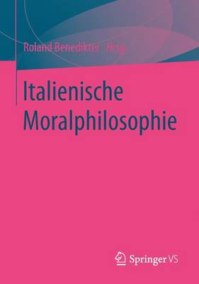 Italienische Moralphilosophie (Paperback)
