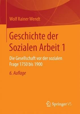 Geschichte Der Sozialen Arbeit 1: Die Gesellschaft VOR Der Sozialen Frage 1750 Bis 1900 (Paperback)