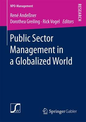 Public Sector Management in a Globalized World - NPO-Management (Paperback)