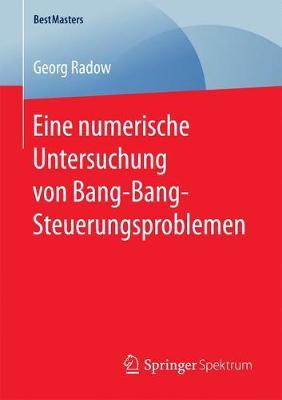 Eine Numerische Untersuchung Von Bang-Bang-Steuerungsproblemen - Bestmasters (Paperback)
