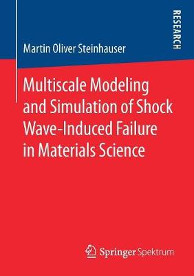 Multiscale Modeling and Simulation of Shock Wave-Induced Failure in Materials Science (Paperback)
