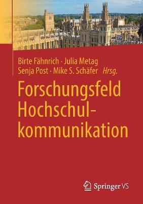 Forschungsfeld Hochschulkommunikation (Paperback)