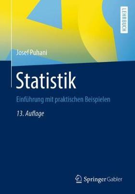 Statistik: Einfuhrung Mit Praktischen Beispielen (Paperback)