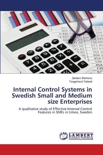 Internal Control Systems in Swedish Small and Medium Size Enterprises (Paperback)