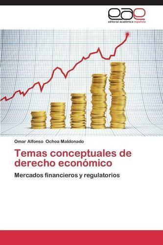 Temas conceptuales de derecho economico (Paperback)