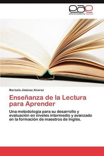 Ensenanza de La Lectura Para Aprender (Paperback)