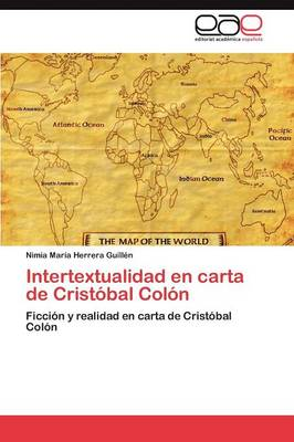 Intertextualidad En Carta de Cristobal Colon (Paperback)