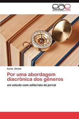 Por Uma Abordagem Diacronica DOS Generos (Paperback)