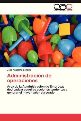 Administracion de operaciones (Paperback)
