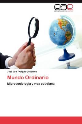 Mundo Ordinario (Paperback)