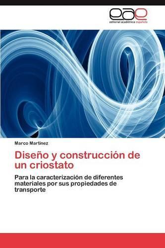 Diseno y Construccion de Un Criostato (Paperback)