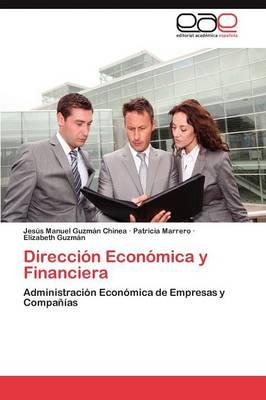 Direccion Economica y Financiera (Paperback)