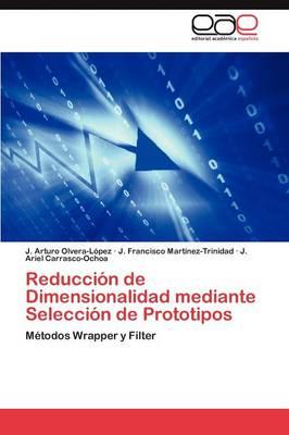 Reduccion de Dimensionalidad Mediante Seleccion de Prototipos (Paperback)
