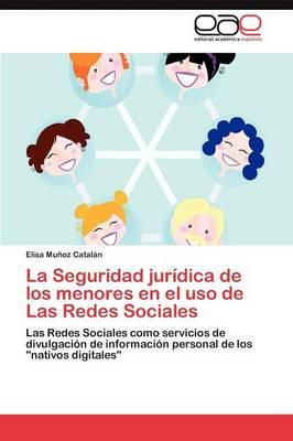 La Seguridad Juridica de Los Menores En El USO de Las Redes Sociales (Paperback)