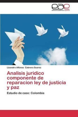 Analisis Juridico Componente de Reparacion Ley de Justicia y Paz (Paperback)
