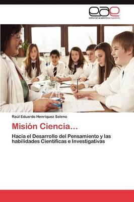 Mision Ciencia... (Paperback)
