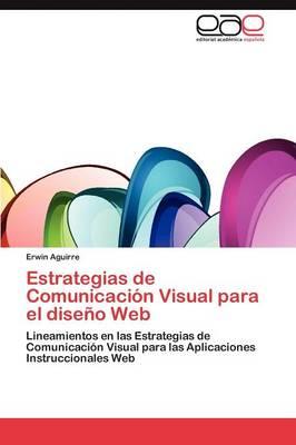 Estrategias de Comunicacion Visual Para El Diseno Web (Paperback)