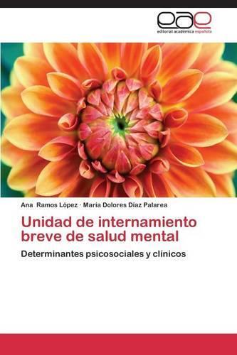 Unidad de Internamiento Breve de Salud Mental (Paperback)