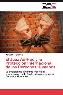 El Juez Ad-Hoc y La Proteccion Internacional de Los Derechos Humanos (Paperback)