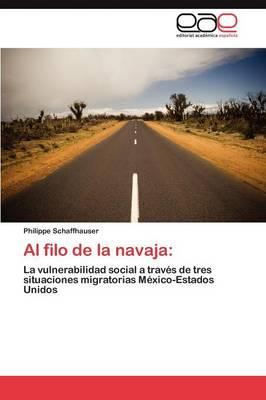 Al Filo de La Navaja (Paperback)