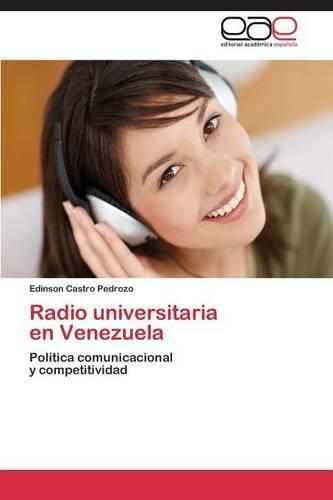 Radio Universitaria En Venezuela (Paperback)