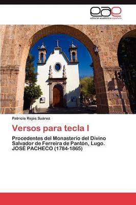 Versos Para Tecla I (Paperback)