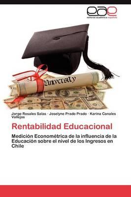 Rentabilidad Educacional (Paperback)