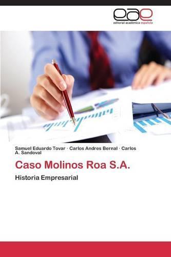 Caso Molinos Roa S.A. (Paperback)