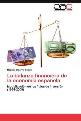 La Balanza Financiera de La Economia Espanola (Paperback)
