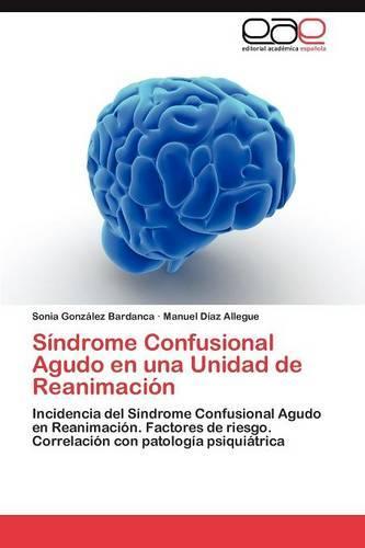 Sindrome Confusional Agudo En Una Unidad de Reanimacion (Paperback)