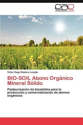 Bio-Soil Abono Organico Mineral Solido (Paperback)