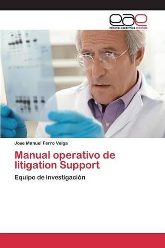 Manual Operativo de Litigation Support (Paperback)