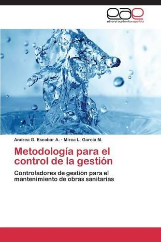 Metodologia Para El Control de La Gestion (Paperback)