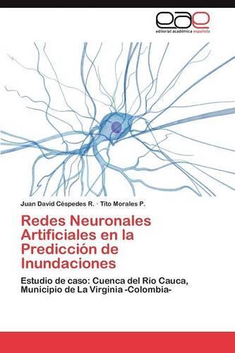 Redes Neuronales Artificiales En La Prediccion de Inundaciones (Paperback)