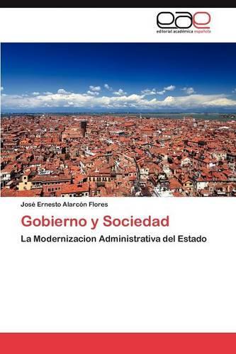 Gobierno y Sociedad (Paperback)