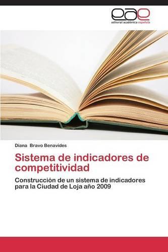Sistema de Indicadores de Competitividad (Paperback)