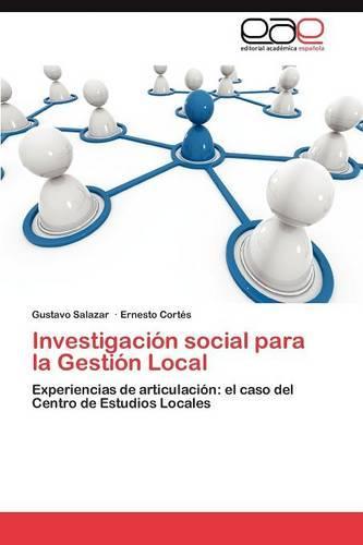 Investigacion Social Para La Gestion Local (Paperback)