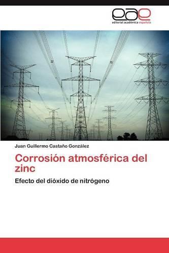Corrosion Atmosferica del Zinc (Paperback)