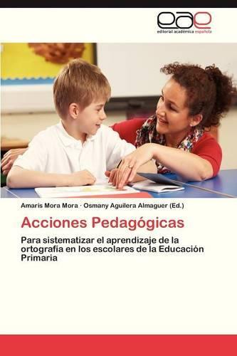 Acciones Pedagogicas (Paperback)