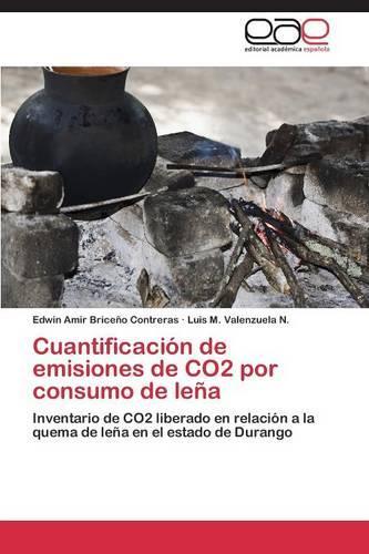 Cuantificacion de Emisiones de Co2 Por Consumo de Lena (Paperback)